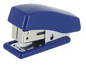 Agrafeuse De Poche Mini 24/6 26/6 Bleu [Fournitures de bureau]