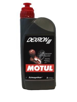 MOTUL Dexron III 100317–Olio per ingranaggi, 1