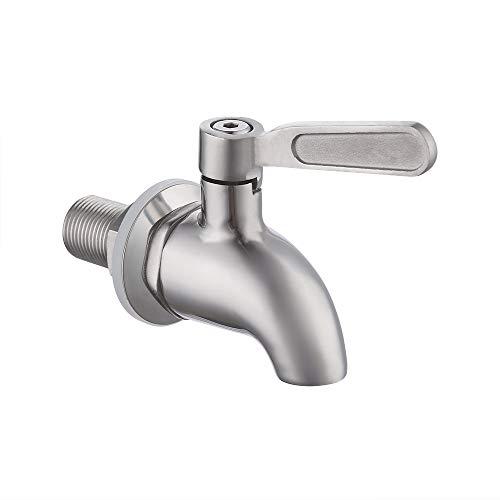 Ersatz-zapfen (KES K1060 Ersatz-Zapfen für Beverage Dispenser Wasserspender SUS304 Edelstahl 5/8