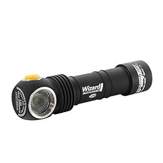 Armytek Wizard Pro USB mit XH-P50 NW LED 2300 Lumen mit Ladefunktion