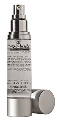 Hyaluronsaeure-Konzentrat Gel 50ml Anti Aging Hyaluron-Booster Tagescreme und Nachtcreme zu verwenden. Feuchtigkeitsspeichernder Booster
