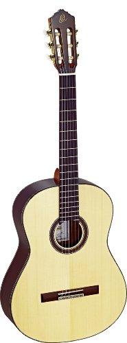 Ortega M58CS - Guitarra clásica (picea,...