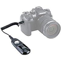 JJC Cable Disparador Disparador Remoto para Olympus OM-D E-M1 Mark II, OM-D E-M1X Cámara - Sustituye a Olympus RM-CB2 Cable de Liberación