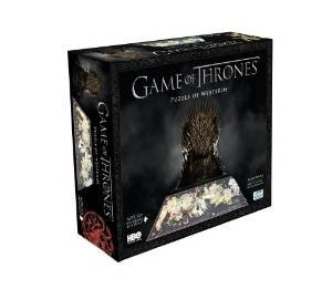4DCityscape51000 -Game Of Thrones - Puzzle of Westeros