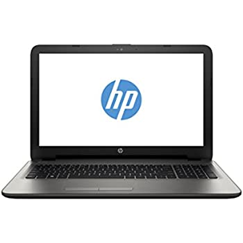 HP 15-AY019TU 15.6-inch Laptop (Core i3 5005U/4GB/1TB/DOS/Intel HD Graphics)Natural Silver