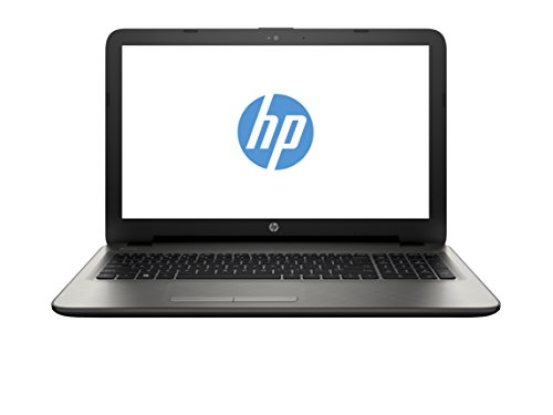 HP 15-AY019TU 15.6-inch Laptop (Core i3 5005U/4GB/1TB/DOS/Intel HD Graphics)Natural Silver