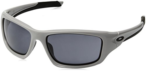 Oakley Men's Valve Sunglasses,Cool Grey/Grey