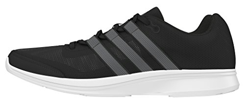 adidas Lite Runner M, Chaussures de Running Homme Noir (Core Black/Core Black/Night Met)