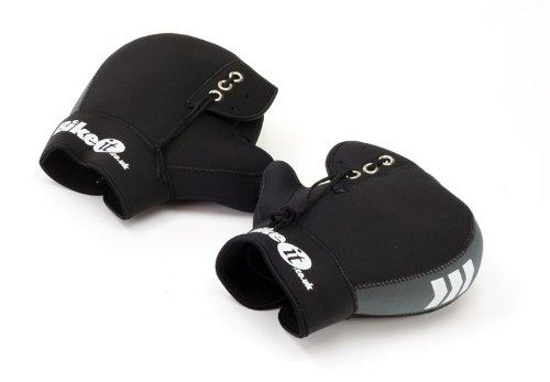 boxer-bar-muffs-black-grey-neoprene-hand-protection-set