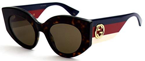Gucci - gg0275s, cat eye acetato donna
