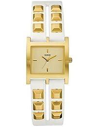 75a76d625dd6 Amazon.es  GUESS - Cuadrado  Relojes