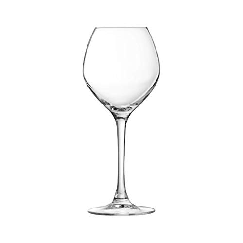 Visiodirect Lot DE 24 Verres à vin Magnifique - 25 cl