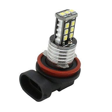 GANTA® reinem Xenon weißen h11 hohe Leistung 15w führte Birnen DRL Nebel / Antriebskopf Licht US 12V , white H3 Führte Nebel-licht-lampe