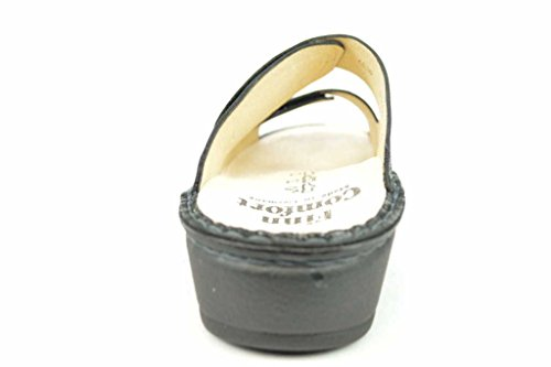 Finn Comfort 82540554099, Mules pour Femme Schwarz