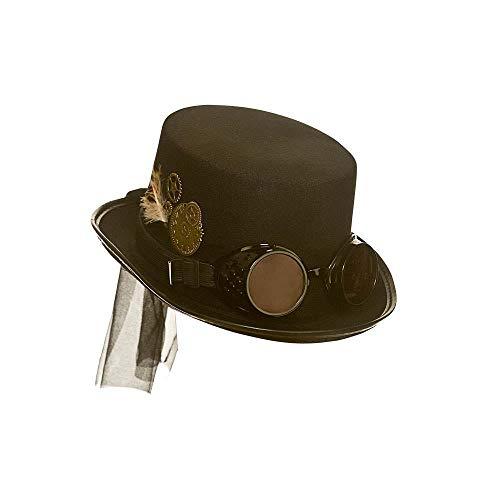 Sombrero negro adulto...