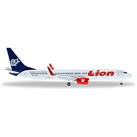 Herpa 527910 - Lion Air Boeing 737-900ER Boeing 737-900ER 60a, Miniaturmodelle