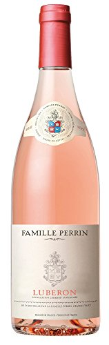 6x 0,75l - 2015er* - Famille Perrin - Rosé - Luberon A.O.P. - Rhône - Frankreich - Rosé-Wein trocken
