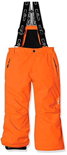 CMP Kinder Skihose 3W15994 Hosen, Red Orange, 152(XL)