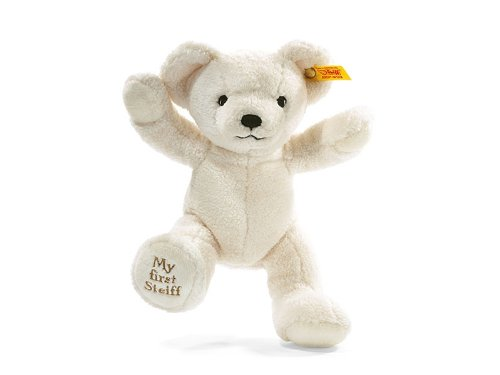 Steiff-Soft-and-Cuddly-Baby-Safe-My-First-Steiff-Teddy-Bear-Cream-BOXED-24cm