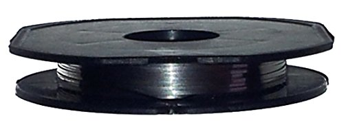 10 Meter Nichrom90 Flachdraht Ribbon 0.8x0.2mm (Grundpreis: EUR 0,75/m) Nichrom 90 - Nickel Chrom 90 - Heizleiterdraht - Heizdraht - Widerstandsdraht - AWG 25 - Ribbon resistance heating flat wire 0.031*0.008