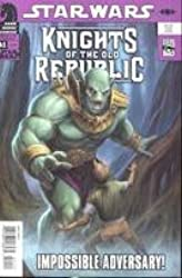 Star Wars Knights of the Old Republic Issue 41 by John jackson Miller