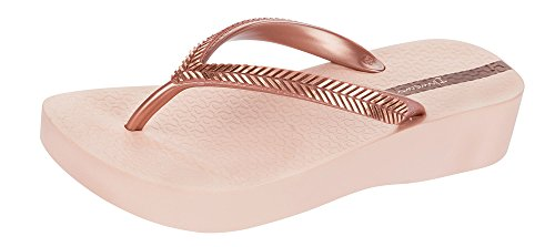 Ipanema Bella II, Damen Flip Flops, Beige - Beige (Beige/Pink) - Größe: 38 EU (Sandalen Pink Thong)