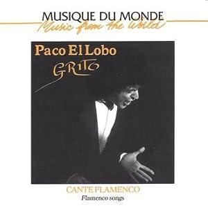 Grito, Cante Flamenco