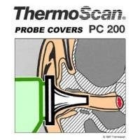 Thermoscan Pro 3000/4000 Disposable Probe Covers, 800/Cs by Welch Allyn by Welch Allyn