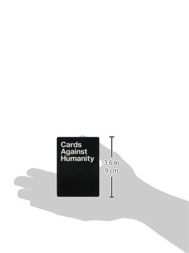 Cards Against Humanity - Juego de cartas, La quinta expansión X5 (importado)