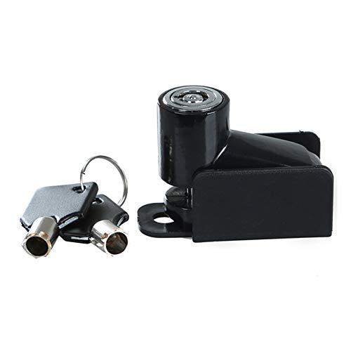 Fahrrad-Sicherheits-Disk-Sperre Anti-Diebstahl-Sicherheits-Sicherheits-Motorrad-Fahrrad-Verschluss-Stahl Mountain Road MTB-Fahrrad Rotor Scheibenbremse Felgenschloss Schwarz 1pc
