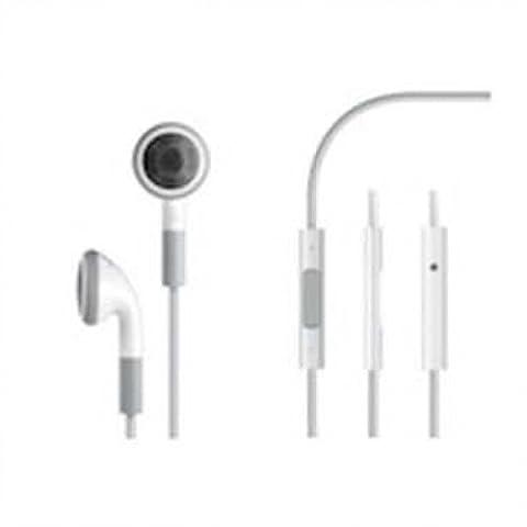 Apple mB770G/a-casque/écouteurs avec micro et télécommande pour apple iPhone 5, iPhone 4, iPhone 4S, iPhone 3GS, iPhone 3 g, iPad, iPad 1 g 2 g 3 g, iPad, iPhone 4 g, iPod touch 5 g, iPod nano 7 g, etc