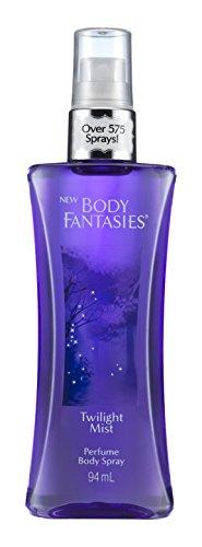 Fantasy-körper-Öl (Body Fantasies Signature Twilight Mist Fragrance Body Spray 94 ml by Body Fantasies)
