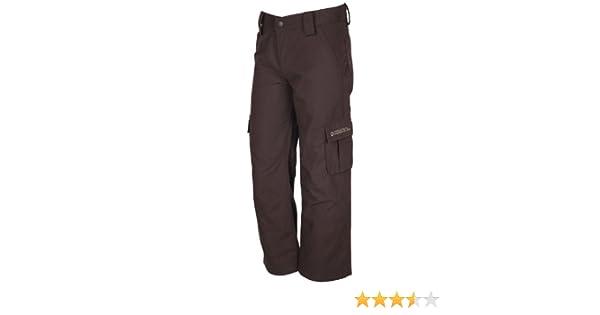 d209b2354603d Mountain Warehouse Pantalon Enfant Fille Garçon Chaud Intérieur Polaire  Hiver Marron 3-4 ANS: Amazon.fr: Vêtements et accessoires