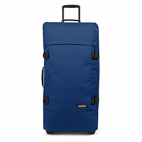 EASTPAK Tranverz L Bagage à roulettes Bonded Bleu 121L