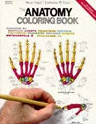 The Anatomy Coloring (colouring) Book