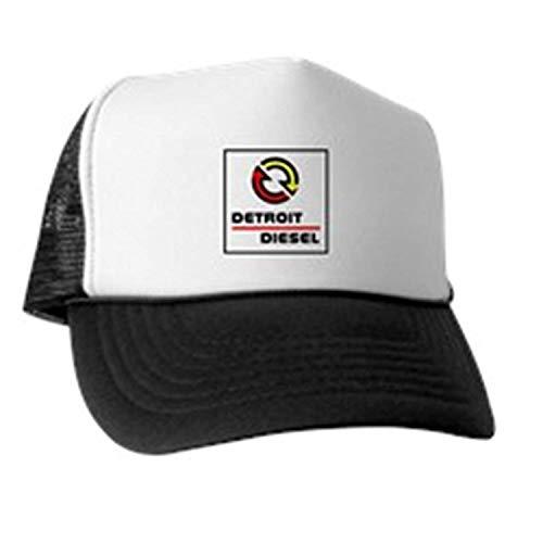 53a9db3119f Bgejkos Detroit Diesel Trucker Hat - Sombrero de Camionero