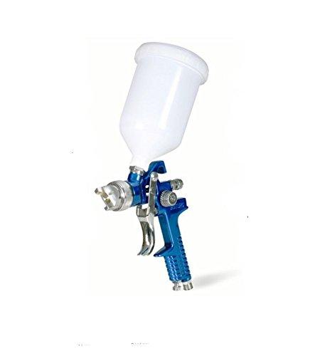 Asturo aerografo convenzionale manuale superiore a bassa pressione serie h-827 - ugello Ø 2,0 mm