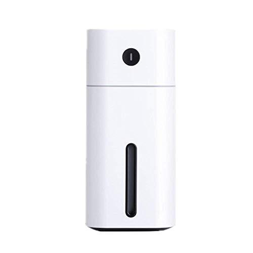 Diffusore per auto umidificatore QSJWLKJ con umidificatore ad ultrasuoniblu aled per diffusore di olio essenziale leggero