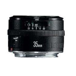 Canon EF 35mm f/2 Wide Angle AF Lens