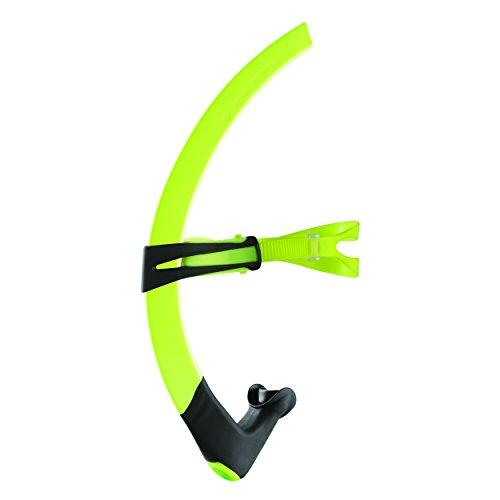 mp-michael-phelps-unisex-focus-snorkel-neon-black-small