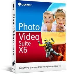 Education Photo Video Suite / v X6 / Windows / Eng, Fr, Ger, Du, Ita / DVD