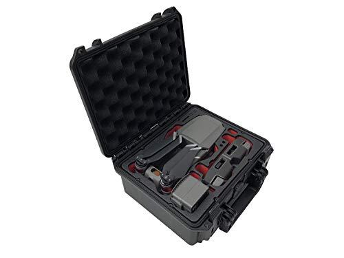 Profi Transportkoffer, Koffer für DJI Mavic 2 Pro/Zoom + viel Zubehör! Kompakt Outdoor Case, wasserdicht.