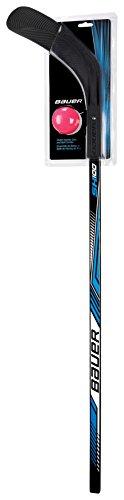 "Bauer 1049654  Jungen Sh100 Streethockeyschläger Linkshänder ,Mehrfarbig,43""/110 cm"