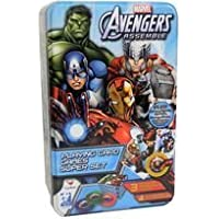 Marvel Avengers Playing Card Games Super Set by Cardinal Industries