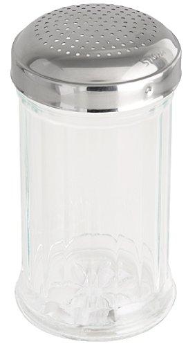 Fackelmann 55276 Stoha Salzstreuer Bistro 370 ml (Würzen, Shaker)