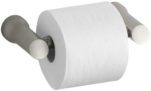toobi k-5672-bn Toilettenpapierhalter, Vibrant, Nickel gebürstet (Bn Vibrant Nickel Gebürstet Wc)