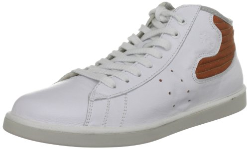 Fly London - Freo, Sneaker Uomo beige (Beige (Offwhite (Orange/Grey)))