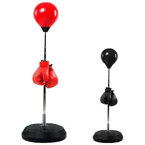 Freistehender Speedball Boxsack-Ständer höhenverstellbar Boxen Kickboxen Muay Thai & Martial Arts Training