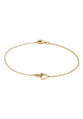 Elli-Damen-Armband-mit-Herz-Symbol-Verschlungen-in-925-Sterling-Silber