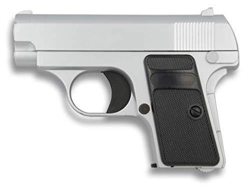 Golden Eagle Pistola Mini Metalica Potencia 0,46 Julios 223 fps Airsoft Replica...